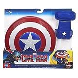 Hasbro Marvel Captain America Civil War Magnetic Shield and Gauntlet