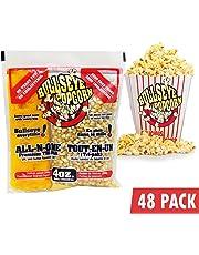 Case (48) 4oz popcorn portion bags