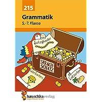 Grammatik 5. - 7. Klasse.