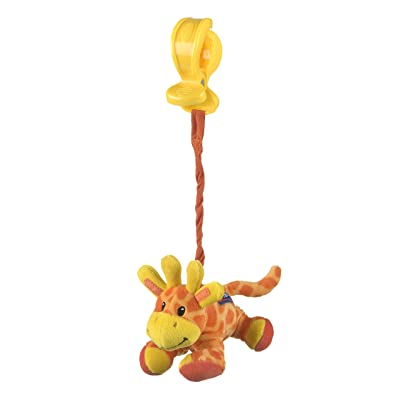 Playgro 0111280 Noah's Ark Wiggling Friend Giraffe Toy for baby: Toys & Games