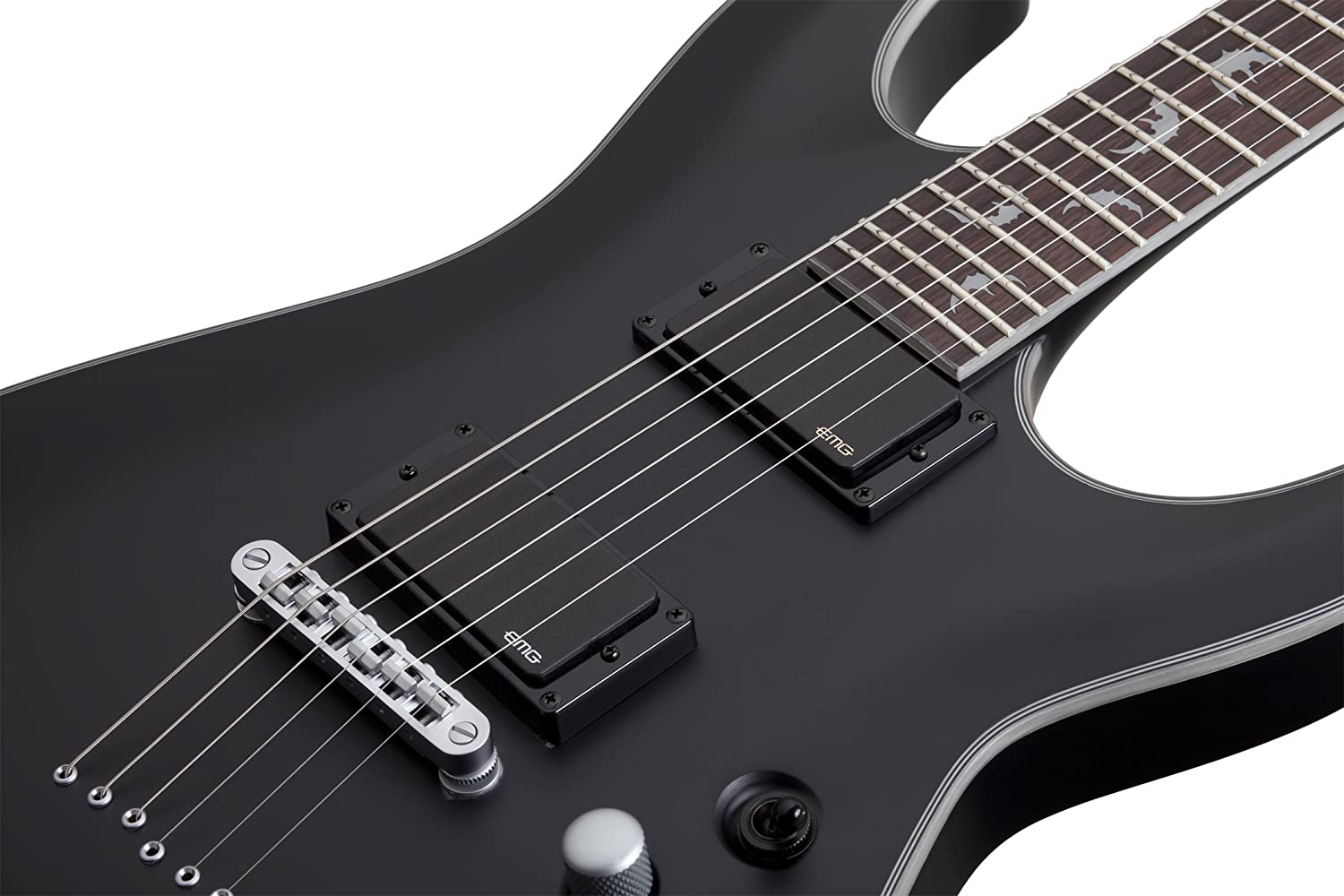 71xq%2Bmnuz0L._SL1500_ amazon com schecter damien platinum 6 satin black musical Schecter Diamond Series Wiring Diagram at gsmportal.co