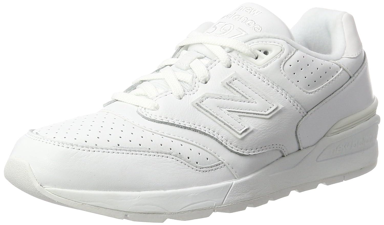 New Balance 597, Zapatillas de Running Para Hombre 30 EU|Blanco (White)