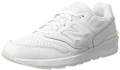 new balance 597 white