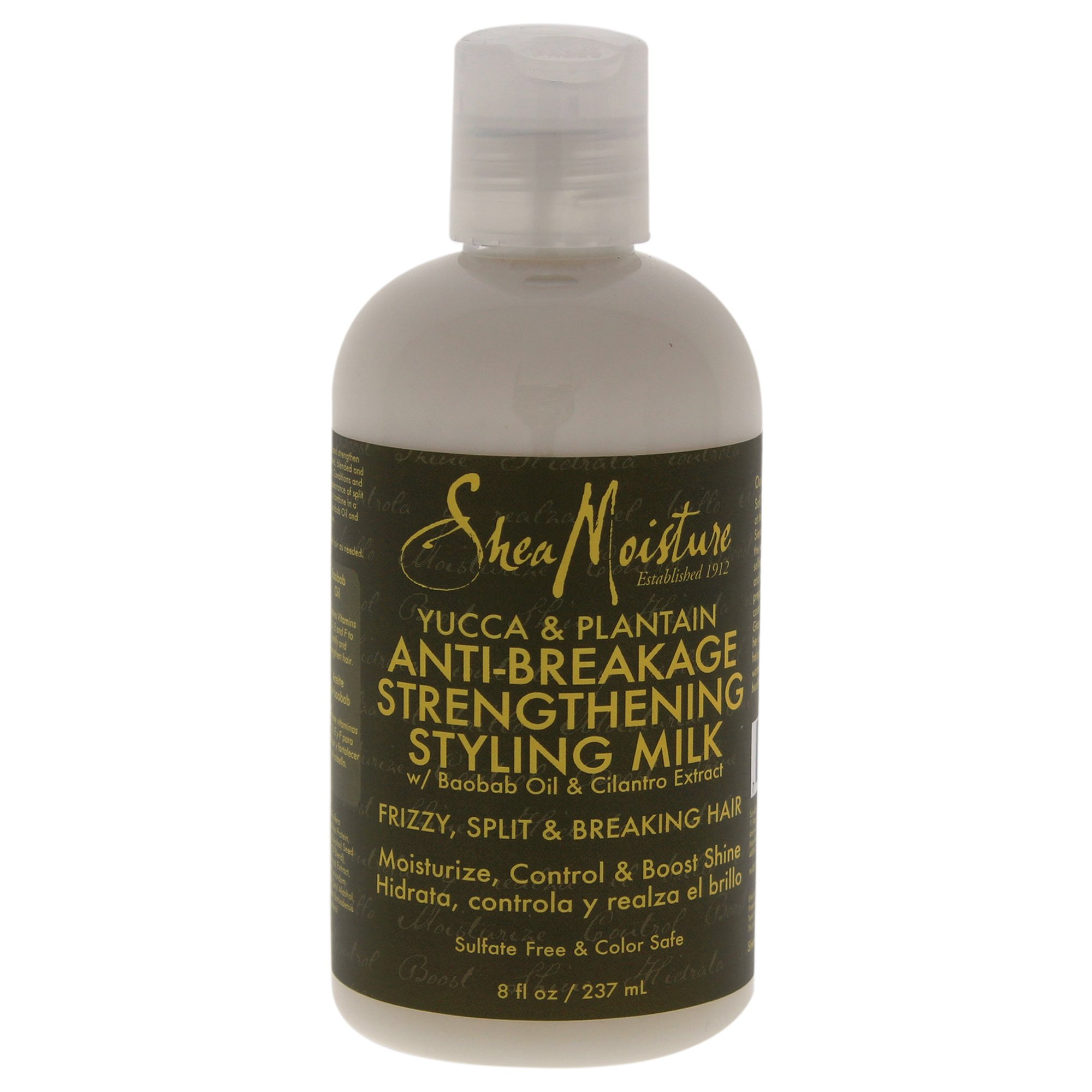 Shea Moisture Yucca & Aloe Thickening Growth Milk ...