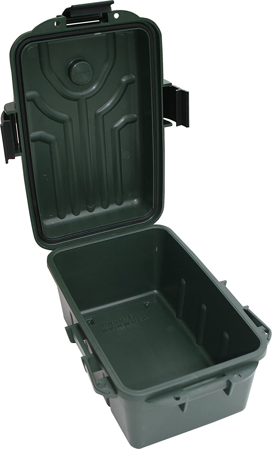 Amazoncom MTM Survivor Dry Box with O Ring Seal Forest Green