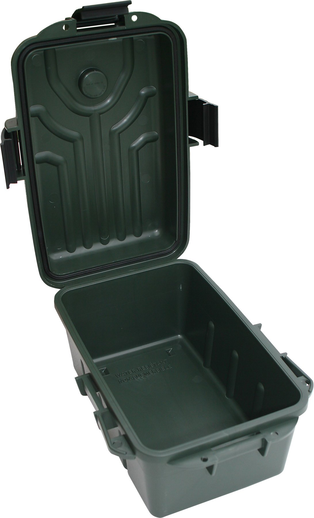 MTM Survivor Dry Box with O-Ring Seal (Forest Green, Large) by MTM