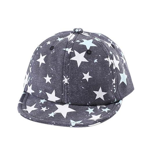 201177304f47d0 UCQueen Baby Caps Summer Girl Boys Sun Hat Summer Baby Hat Cap Children  Stars Hat Infant