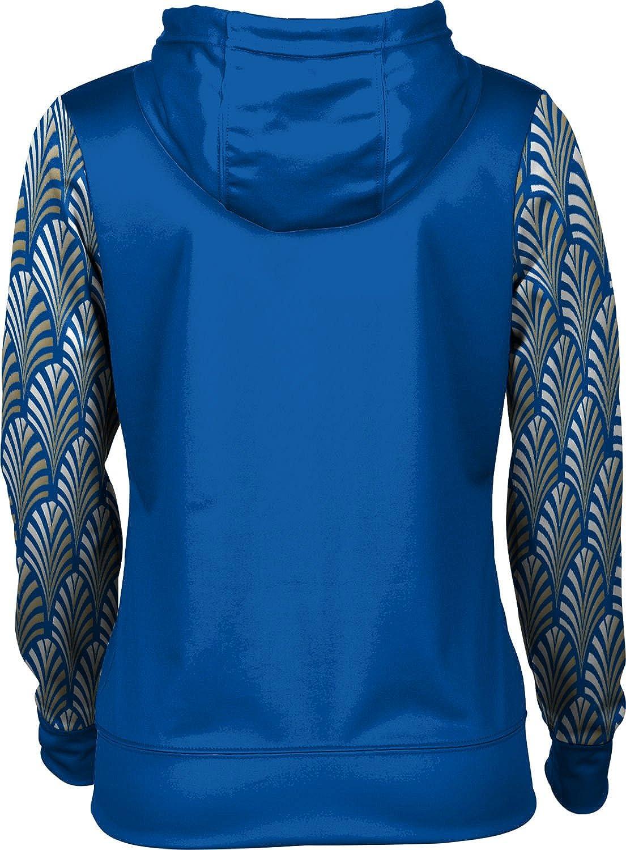 ProSphere Embry-Riddle Aeronautical University Worldwide Girls Pullover Hoodie School Spirit Sweatshirt Deco