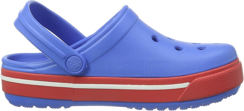 crocs Unisex-Kinder Crocband Ii.5 Kids Clogs