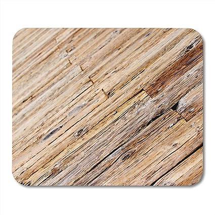 Magnificent Amazon Com Aikul Mouse Pads Wood Boardwalk Wooden Plank Interior Design Ideas Helimdqseriescom