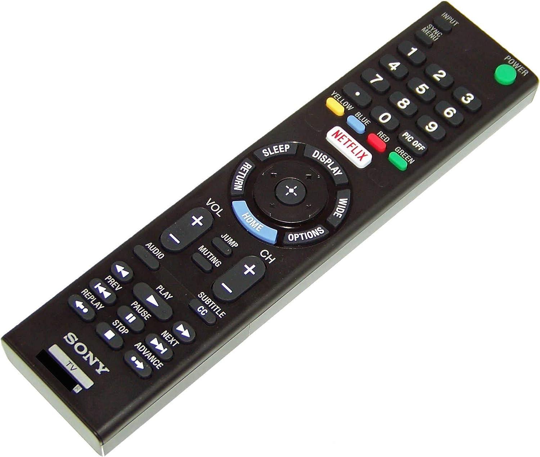 OEM Sony Remote Control Shipped with KDL40W650D /& KDL-40W650D