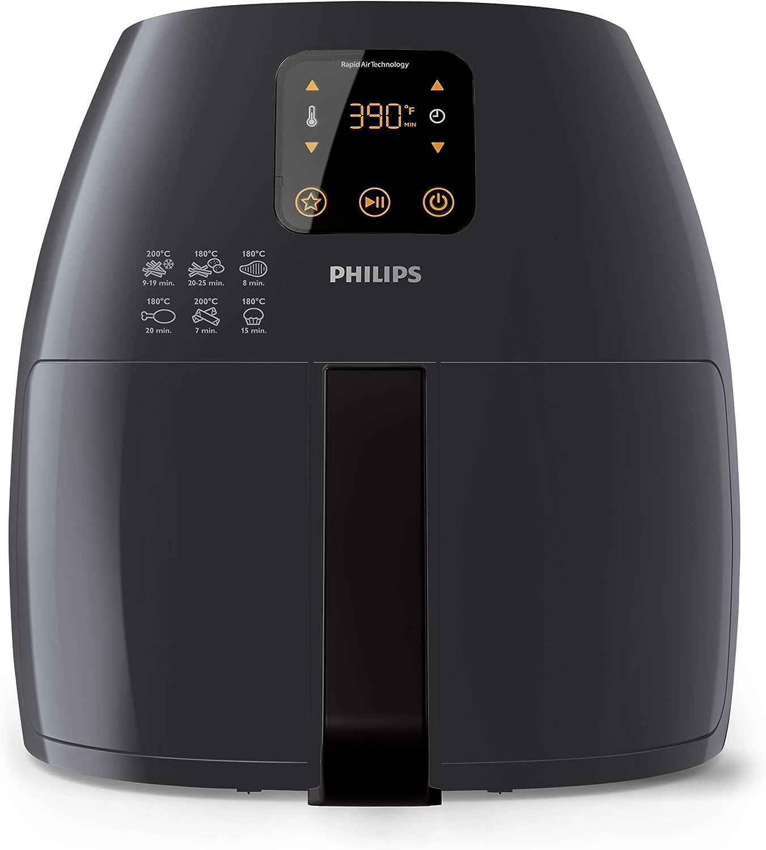 Philips Kitchen Avance XL Digital Airfryer, X-Large, Grey