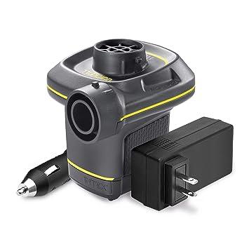 Amazon.com: Intex Bomba de aire eléctrica de rápido relleno ...