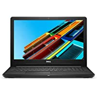 "Notebook Dell Inspiron i15-3567-A15P 7ª Geração Intel Core i3 4GB 1TB LED 15.6"" HD Windows 10 McAfee Garantia Domicílio Preto"
