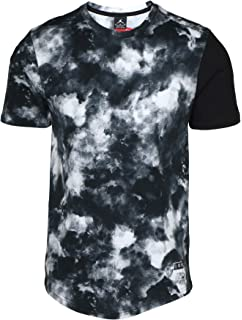 b2cd5c8dff4 NIKE Mens Air Jordan Clouded Nightmares T-Shirt AJ3267 532 (L) at ...