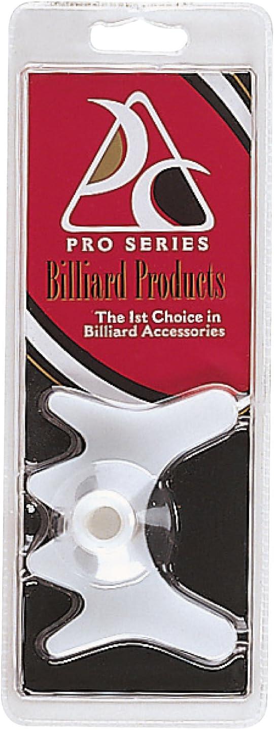 Pro Series White Nylon Bridge Head in Clam Pack