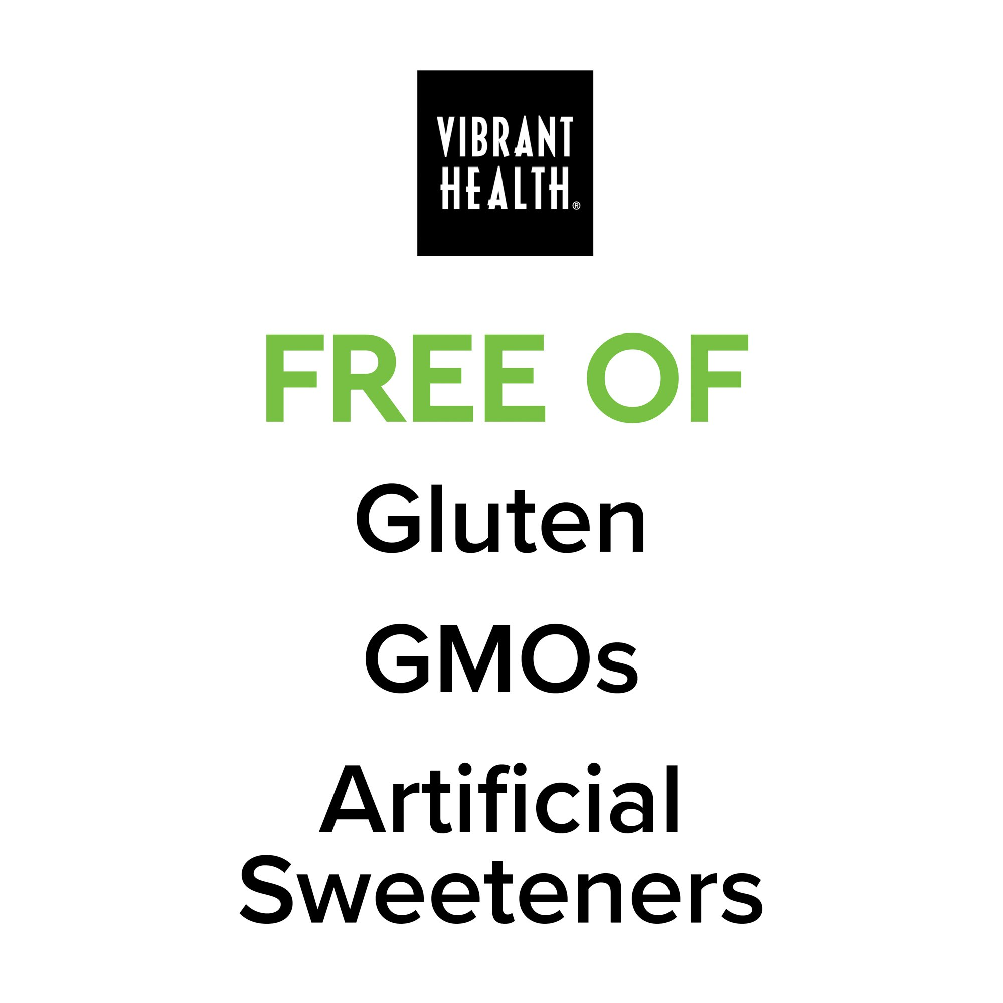 Vibrant Health - Green Vibrance, Plant-based Daily Superfood + Protein and Antioxidants, 15 Packets by Vibrant Health (Image #6)
