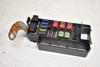amazon com 96 99 subaru legacy outback engine maimn fuse box relay rh amazon com 96 subaru legacy fuse box