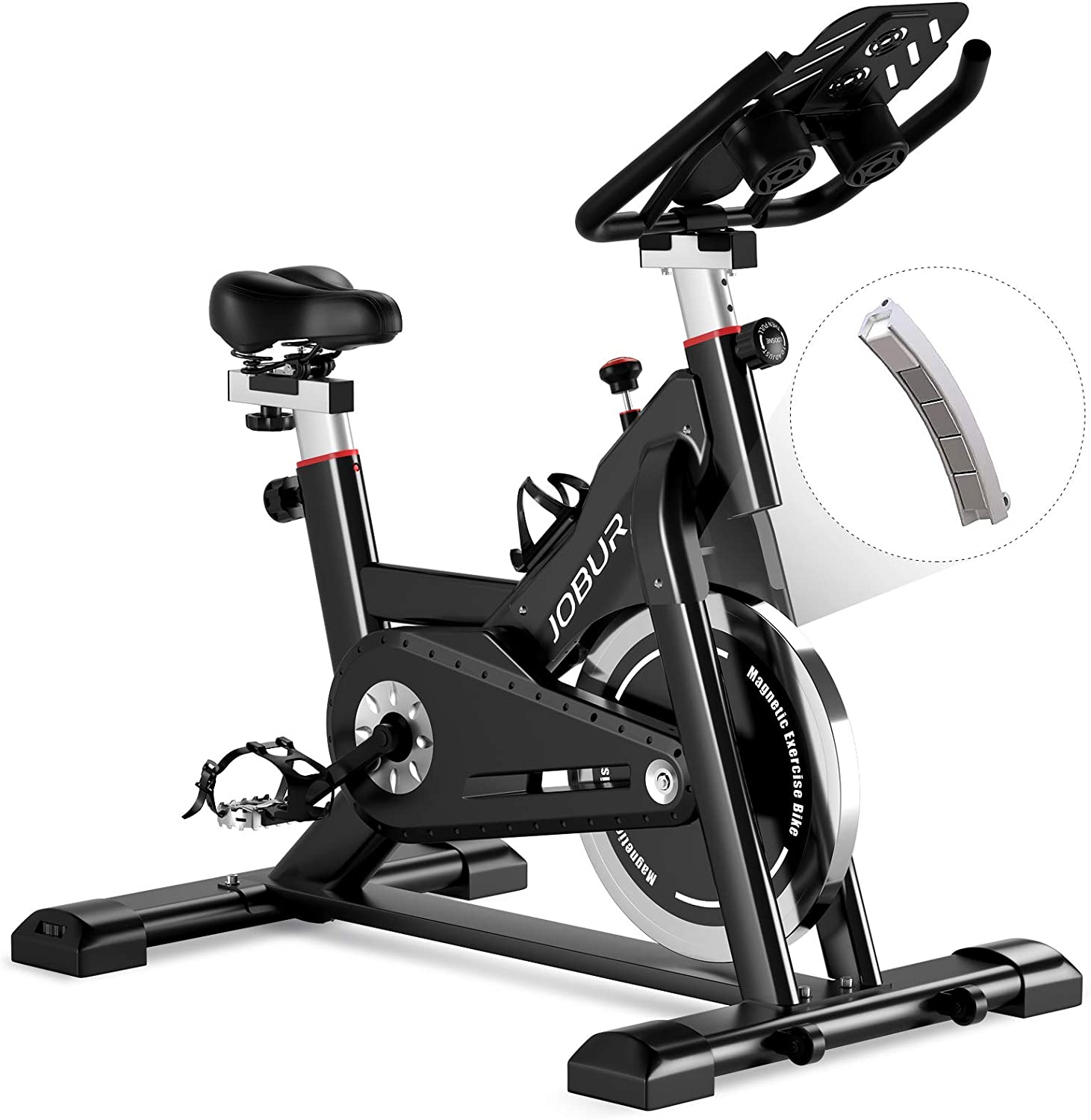 Best Spin Bikes For 300 lbs And Obese People in 2021