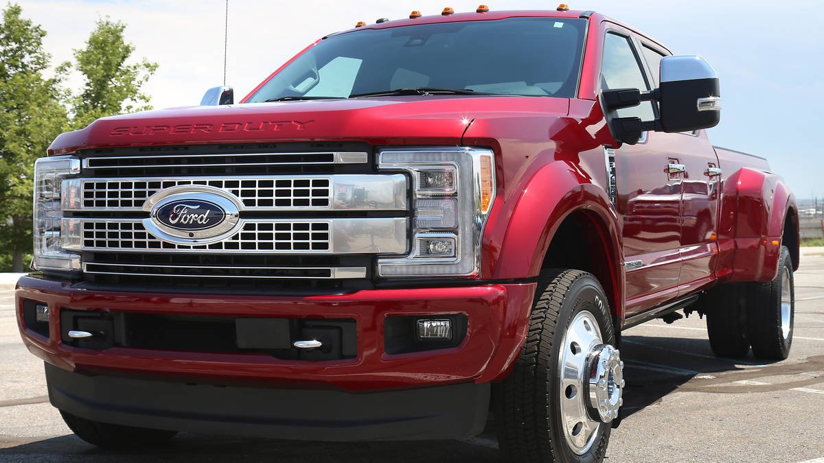2017 Ford F 250 Platinum For Sale >> Amazon Com 2017 2019 Ford Super Duty F250 F350 F450 Oem Led