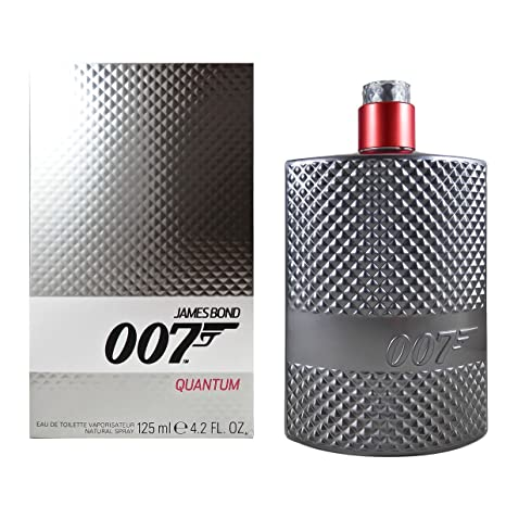 James Bond 007 Quantum Agua de Colonia - 125 ml