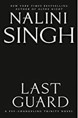 Last Guard (Psy-Changeling Trinity Book 5) Kindle Edition