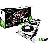 Gigabyte GeForce RTX 2080 Gaming OC White 8G GDDR6 - Tarjeta gráfica (GeForce RTX 2080, 8 GB, GDDR6, 256 bit, 7680 x 4320 Pixeles, PCI Express x16 3.0)