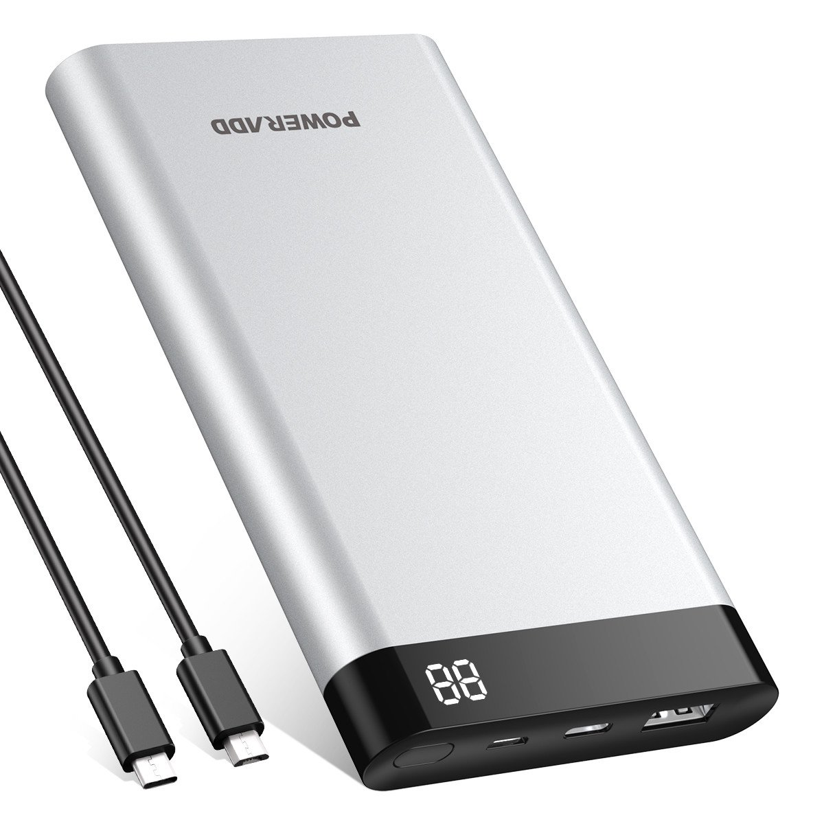 Poweradd Virgo I 10000mAh Portable Universal External Power Bank