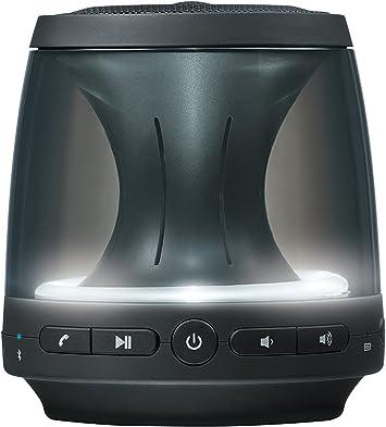 LG PH1 - Altavoz portátil (Bluetooth, sonido 360, micrófono, microUSB) Color negro: BLOCK: Amazon.es: Electrónica
