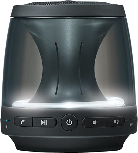 LG PH1 - Altavoz portátil (Bluetooth, sonido 360, micrófono ...
