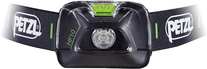 Petzl LAMP HF10 Stirnlampe Schwarz 12.2