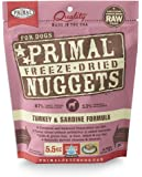 Primal Freeze-Dried Nuggets Formula for Dogs