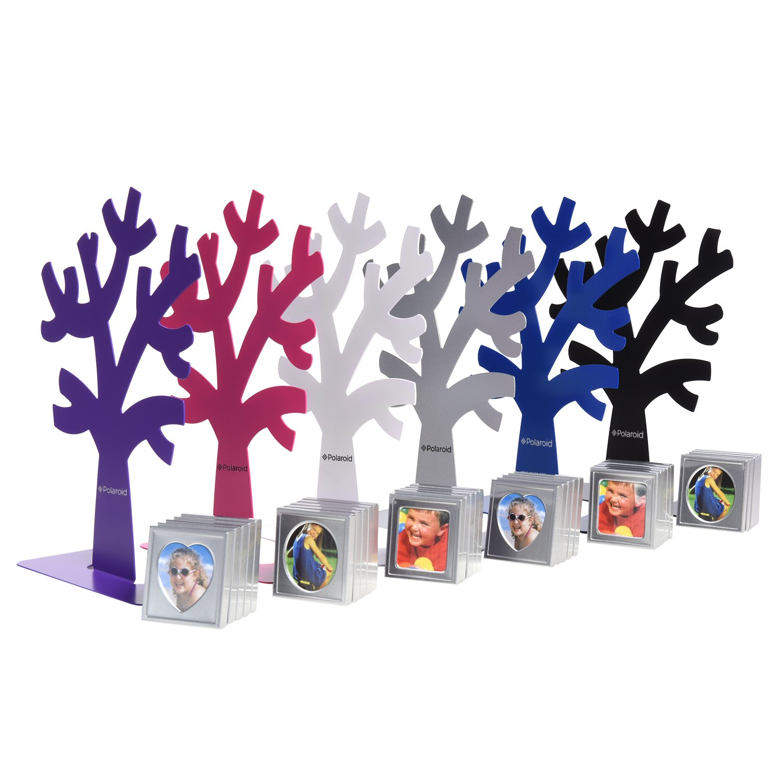 Polaroid Bilderrahmen-Stammbaum – Baum mit Stand: Amazon.de: Elektronik