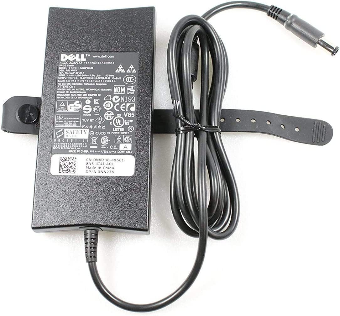 Dell PA-3E Original Latitude D630 90w AC Adapter C2894