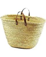 Palmtaschen mit kurzen Ledergriffen
