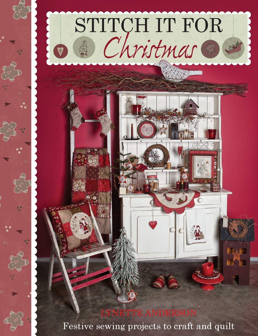 Stitch It for Christmas: Amazon.es: Lynette Anderson: Libros ...