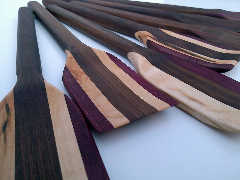 Wood Spatula Black Walnut Handle