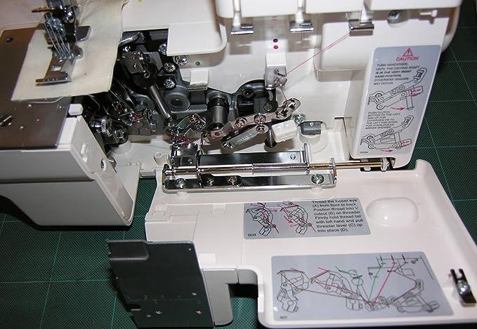 Sewmaq SW1334 - Máquina para puntada de seguridad: Amazon.es: Hogar