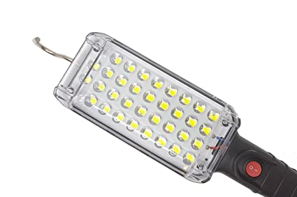 Torcia da lavoro led per auto lampada officina meccanico