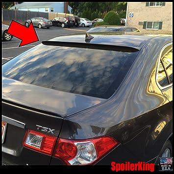 Amazoncom Acura TSX Rear Window Roof Spoiler 20092014