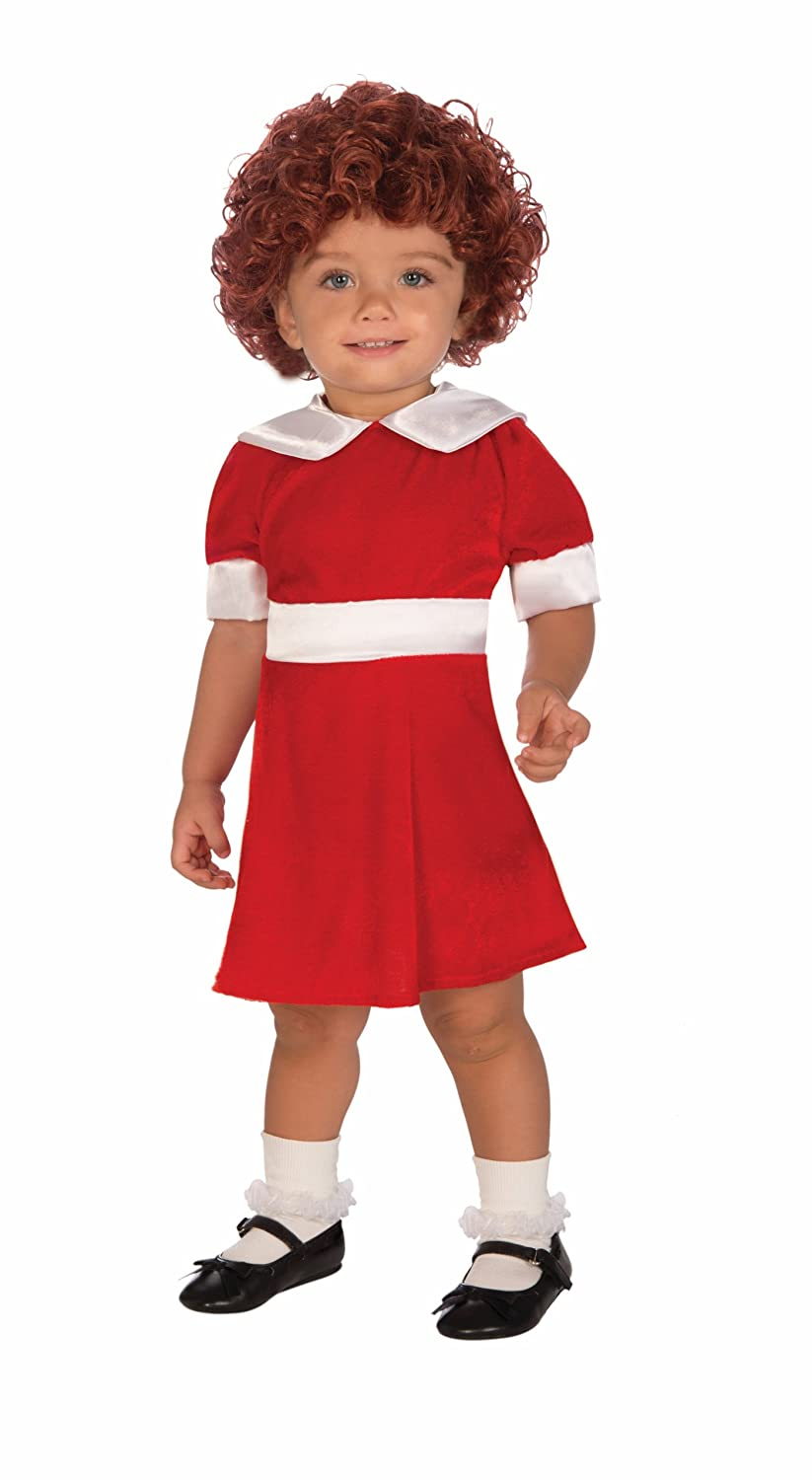 amazoncom forum novelties little orphan annie child costume toddler toys u0026 games