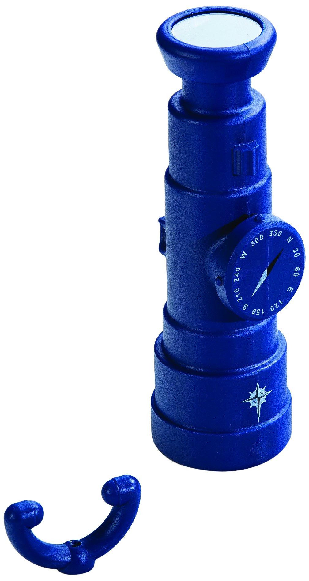 Creative Cedar Designs Playset Telescope Accessory- Blue, One Size