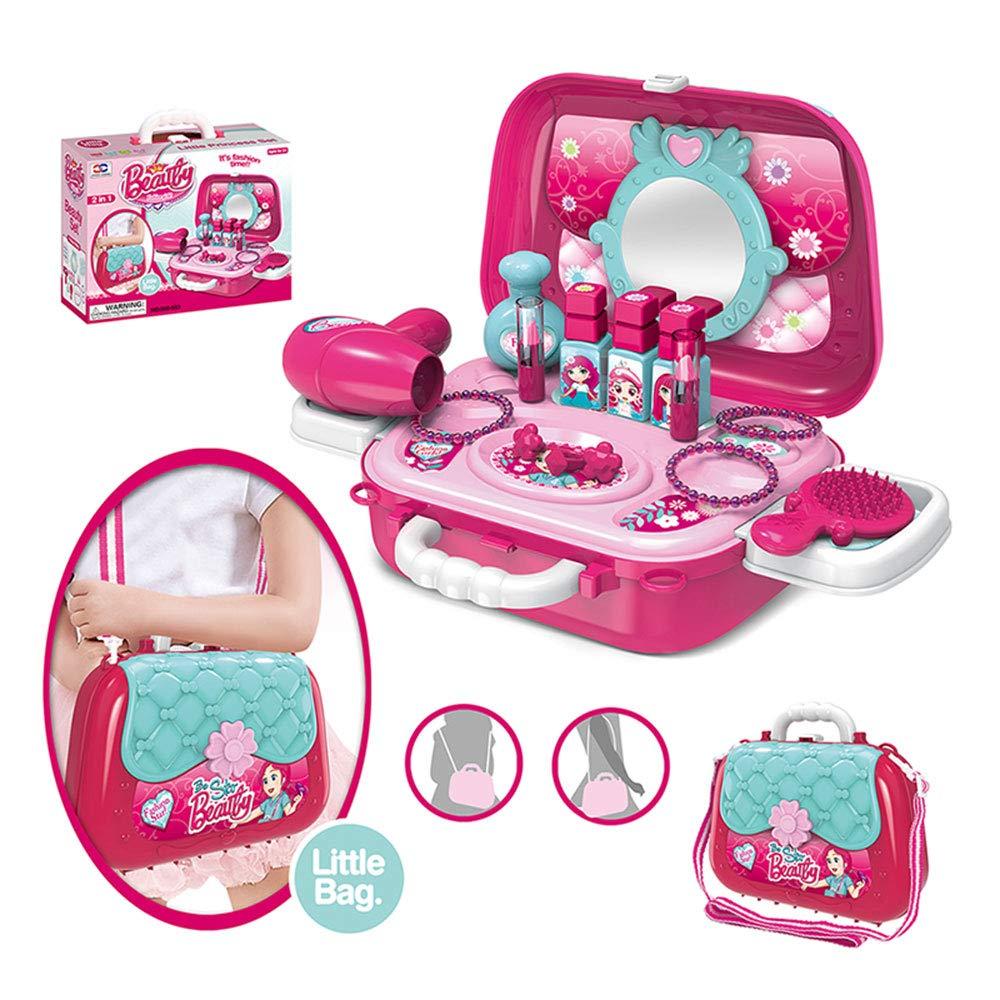 Amazon.com: Pickwoo - Kit de maquillaje para niña, juego de ...