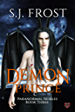 Demon Prince (Paranormal Nobles Book 3)