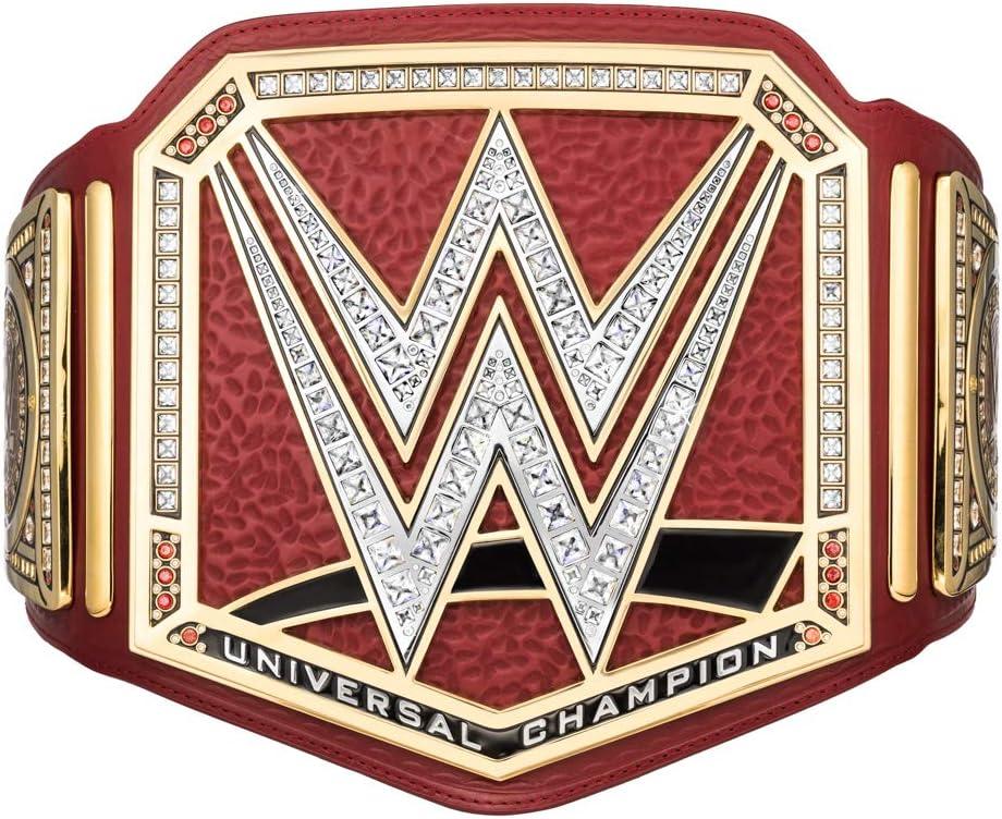 WWE Elite Series Universal Championship Replica Title