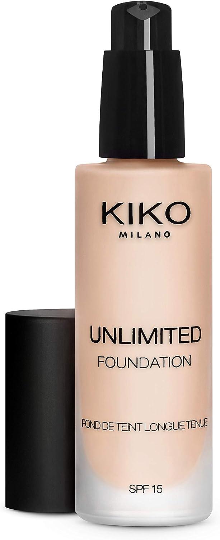 Unlimited Foundation - Kiko Milano - Color Oro neutro 50