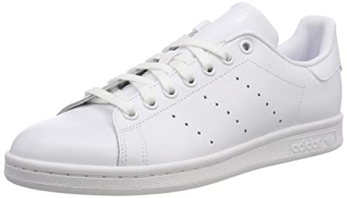 super popular 8e08e c11e1 Adidas Stan Smith Scarpe Low-Top, Unisex adulto, Bianco, 39 1