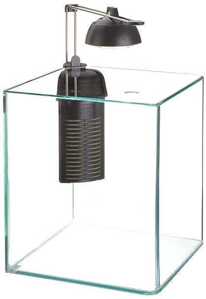 Eheim MP 6402020 Nano Juego de acuarios aquastyle 35, incluye filtro y Power de iluminación