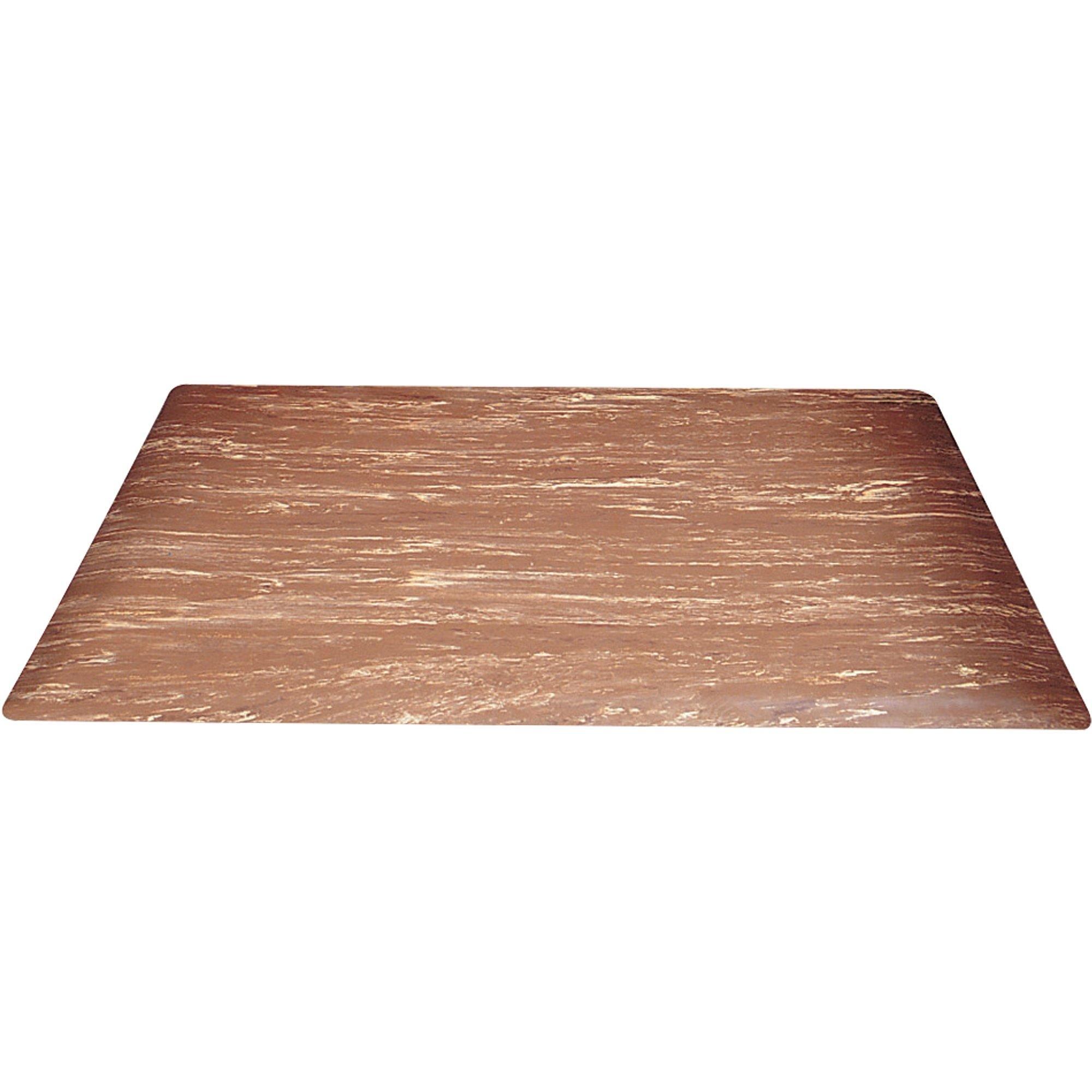 2 x 10' Walnut Marble Anti-Fatigue Mat