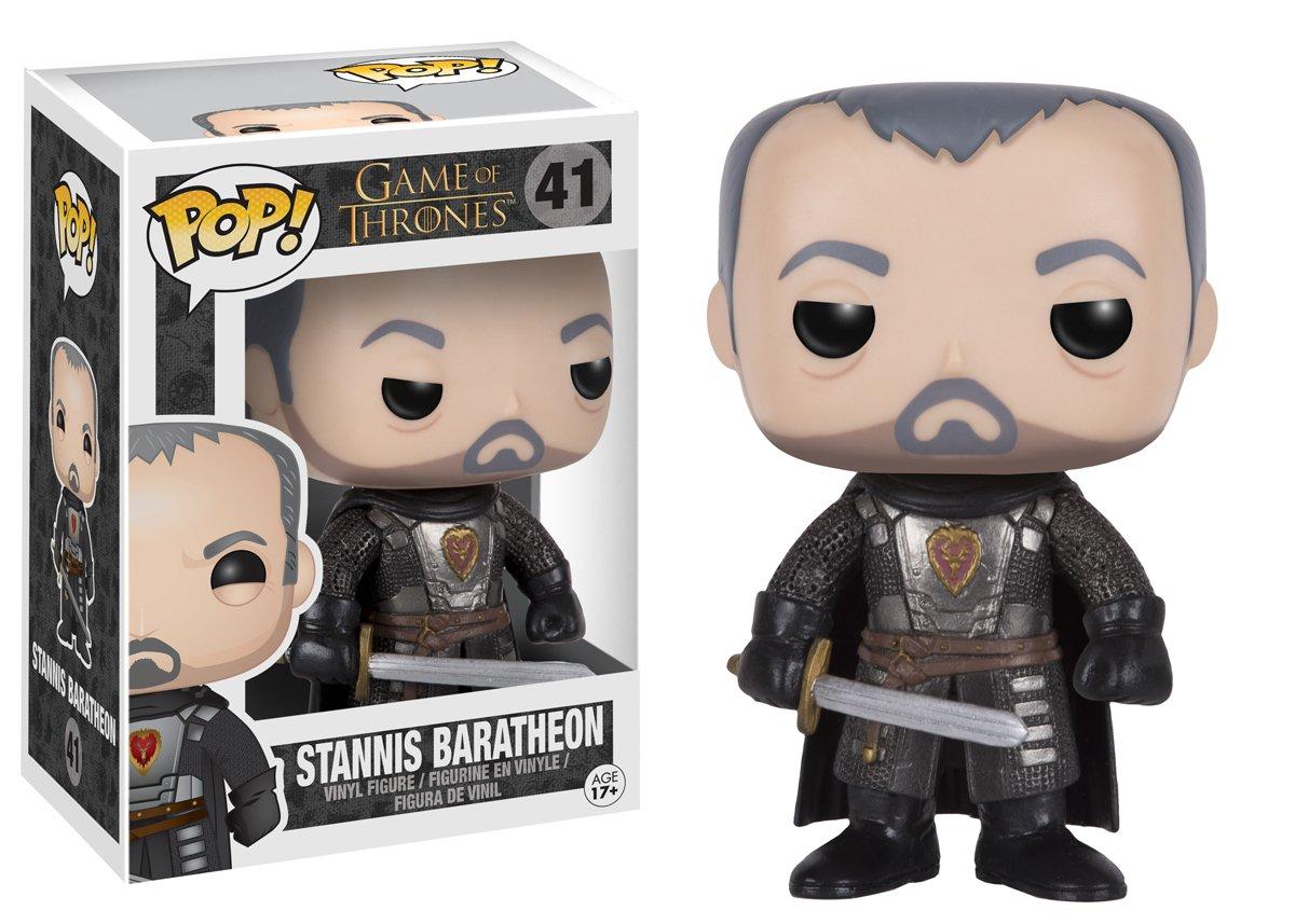 Funko POP TV: Game of Thrones - Stannis Toy Figure